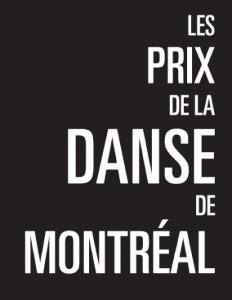 logo Prix de la danse de Montréal